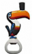 Guinness Toucan bottle opener / fridge magnet (sg)